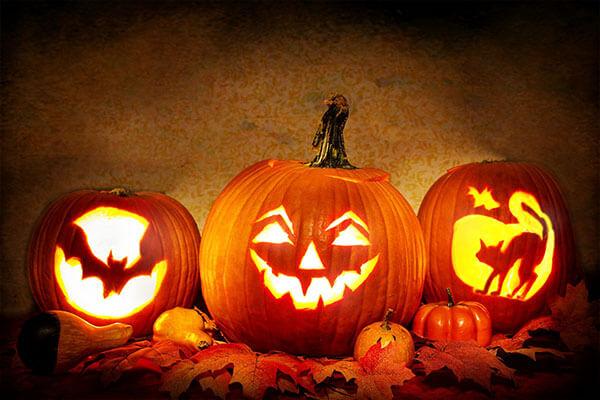 Dovleci Halloween în România