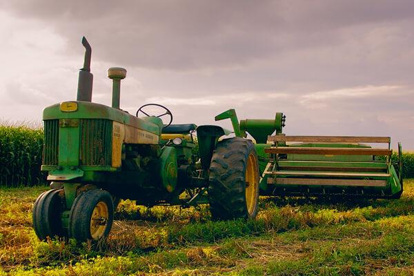 Risipă alimentară prin recoltarea ineficientă a culturilor